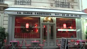 Cuisine Style Bistrot Parisien by