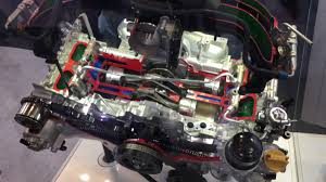 subaru brz boxer engine toyota ft86 subaru brz boxer engine inside youtube
