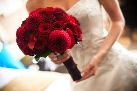 Red Wedding Bouquets Impressive Red Wedding Bouquets The Wedding Specialiststhe