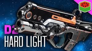 hard light destiny 2 new hard light exotic auto rifle destiny 2 gameplay youtube