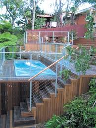Backyard Above Ground Pool by 215 Best Above Ground Pool Ideas Images On Pinterest Backyard