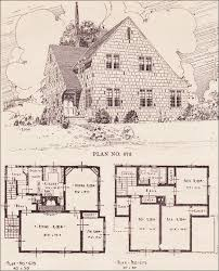 English Style House Plans by 1920s English Cottage House Plans Homes Zone