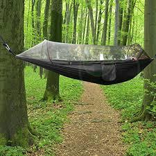 outdoor camping hammock bukm mosquito hammock travel bed portable