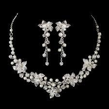 pearl necklace wedding set images 24 best wedding jewels images bridal bridal jpg