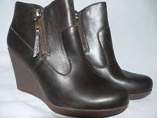s ugg australia emalie boots ugg australia wedge ankle boots for ebay