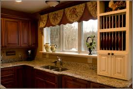 kitchen simple black white diy kitchen curtain deisgn ideas with