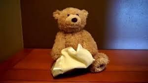 deady teddy spirit halloween creepy peek a boo bear youtube