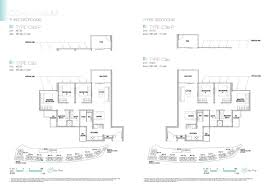 Rivergate Floor Plan by Kingsford Waterbay 3 Bedroom Floorplan