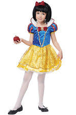 Halloween Costumes Snow White Snow White Costume Kids Ebay
