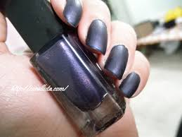 avon matte nail enamel u0027inky blue u0027 review photos and notd