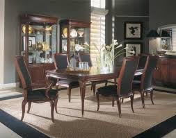 american drew dining room american drew advocate leg dining collection d852 760 at