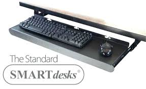 Mouse Platform Under Desk Under Desk Keyboard Tray Esi Short Track Keyboard Tray System