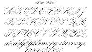 cursive alphabet letter designs cursive letters for tattoos best