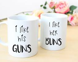 his hers mugs couples mugs crap bag mug princess consuela mug
