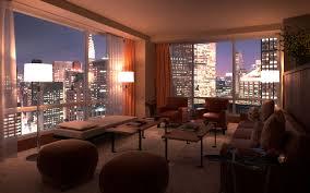 luxury apartment interior design ideas night with apartment inside