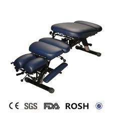 chiropractic tables for sale sale beauty chiropractic adjustable power lift iron 280 medical