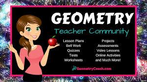 measuring angles geometrycoach com
