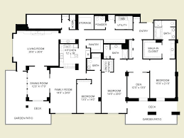 level floor house plans for retirement size of floor retirement house plans