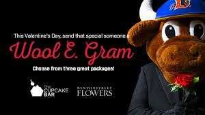 send a gram send your a wool e gram durham bulls news