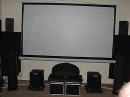home theater front speakers mreilly611 u0027s home theater gallery new system 37 photos