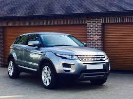 light blue range rover used land rover range rover evoque prestige for sale motors co uk
