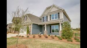 eastwood homes cypress floor plan the mcdowell new homes in charlotte nc eastwood homes youtube