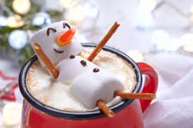 snowman marshmallows 7 ways to upgrade your traditional hot chocolate this winter