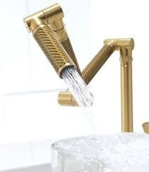 kohler brass kitchen faucets kohler karbon faucet trends in kitchen faucets kohler karbon