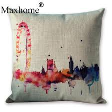 Home Decor Shops London Compare Prices On Almofadas London Online Shopping Buy Low Price