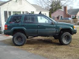 jeep cherokee off road tires sickjeep1998 1998 jeep grand cherokee specs photos modification