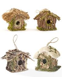 birdhouse tree ornaments gardener s supply