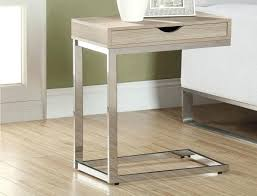 wedge shaped end table c shaped side table large size of c shaped end table end tables