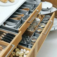 drawers for kitchen cabinets must have compartments for storing cooking utensils like knives etc