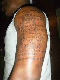 bible verse half sleeve by missjean on deviantart