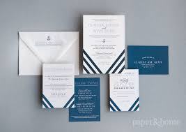 wedding invitations san diego nautical wedding invitations and adam paper and home