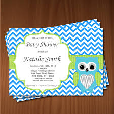 printable baby shower cards owl baby shower invitation boy baby shower invitations