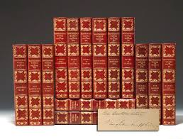 nathaniel hawthorne scarlet letter first edition signed