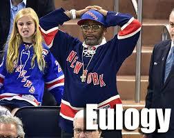 new york rangers fans eulogy remembering the 2014 15 new york rangers