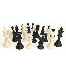amazon com best value tournament chess set filled chess pieces