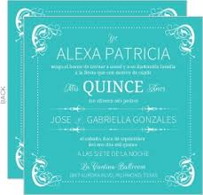 quinceanera invitation quinceanera invitation with surprising