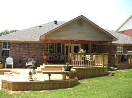 covered deck plans for mobile homes home gardens geek magnificent