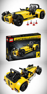 lego mitsubishi evo lego ideas caterham seven 620r is modeled after real thing and has