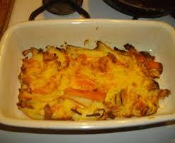 cuisiner le surimi gratin de surimi recette de gratin de surimi marmiton