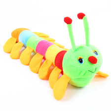 The Inchworm Compare Prices On Caterpillar Plush Toy Online Shopping Buy Low
