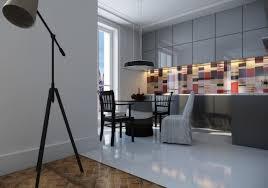 credence cuisine design credence design impression residence at meydan avenue dubai
