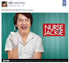 Jackie Chan Memes - 31 times jackie chan s facebook page was crazy and adorable smosh