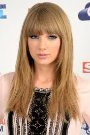 hairstyles for curly hair with bangs medium length taylor swift hairstyles taylor swift u0027s curly straight short