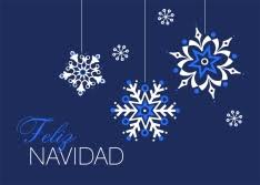 shop christmas cards featuring spanish messaging