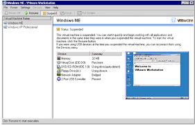Vmware Resume Suspending And Resuming Virtual Machines