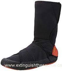 s boot newest canada vibram 15udb07 furoshiki neoprene high cut boot black blue s uns